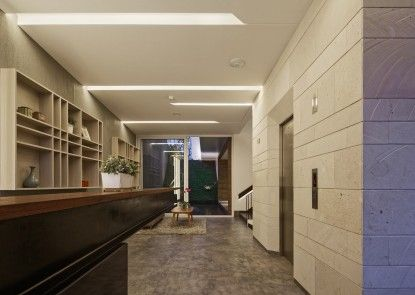 Daun Residence Lobby
