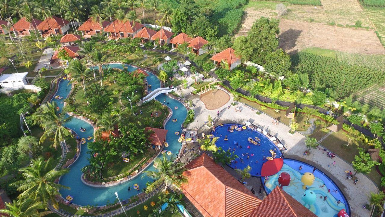 Dayang Resort Singkawang,Mimi Land Beach
