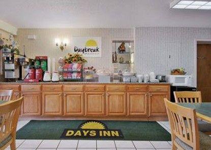 Days Inn Cartersville Teras