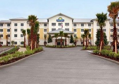 Days Inn Palm Coast Teras