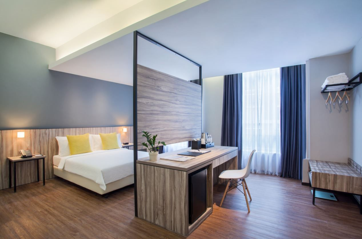 Days Hotel and Suites by Wyndham Fraser Business Park Kuala Lumpur,PUDU HUJUNG