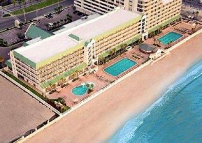 Daytona Beach Resort & Conference Center Teras