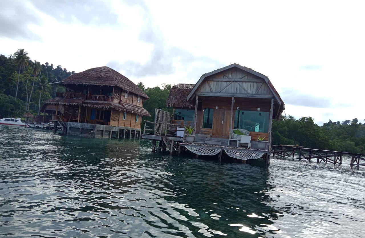 D Coral Paradise Resort, Raja Ampat