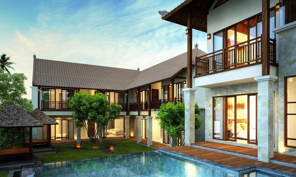 D djabu Villas Canggu, Badung