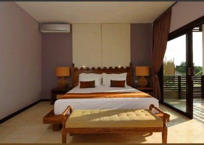The Lokha Umalas Villas & Spa Kamar Tamu