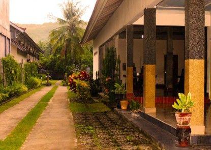 Dedy's Homestay Kuta Lombok Teras