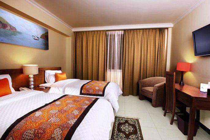 Dermaga Keluarga Hotel Wirobrajan, Yogyakarta