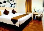 Pesan Kamar Kamar Deluxe Double di Hotel 88 Mangga Besar 120