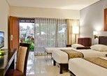 Pesan Kamar Deluxe Family Room di Bali Rani Hotel