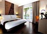 Pesan Kamar Deluxe Garden Terrace di b Hotel Bali & Spa