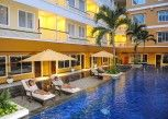 Pesan Kamar Deluxe Pool di Sylvia Hotel Premier Kupang