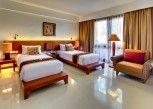 Pesan Kamar Deluxe Room di Rama Beach Resort and Villas