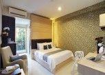 Pesan Kamar Deluxe Room di Tendean Residences