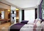 Pesan Kamar Deluxe Room dengan Sarapan Pagi di Grand Mega Resort & Spa Bali