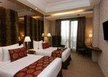 Pesan Kamar Deluxe Twin Room di Cinnamon Hotel Boutique Syariah