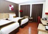 Pesan Kamar Deluxe Twin-Room Only di Golden Tulip Galaxy Hotel Banjarmasin