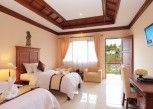 Pesan Kamar Deluxe Pool View Room Only di Bhuwana Ubud Hotel