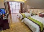 Pesan Kamar Deluxe Twin Bed di Maqna Hotel Gorontalo