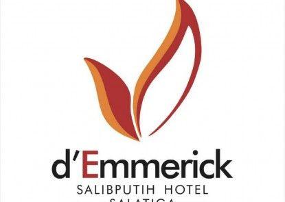 dEmmerick Salib Putih Hotel Salatiga Teras