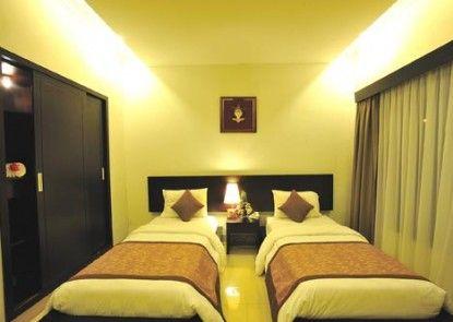 DeMunut Balinese Resort Kamar Tamu