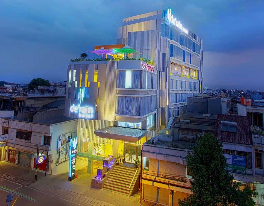 De Rain Hotel Bandung