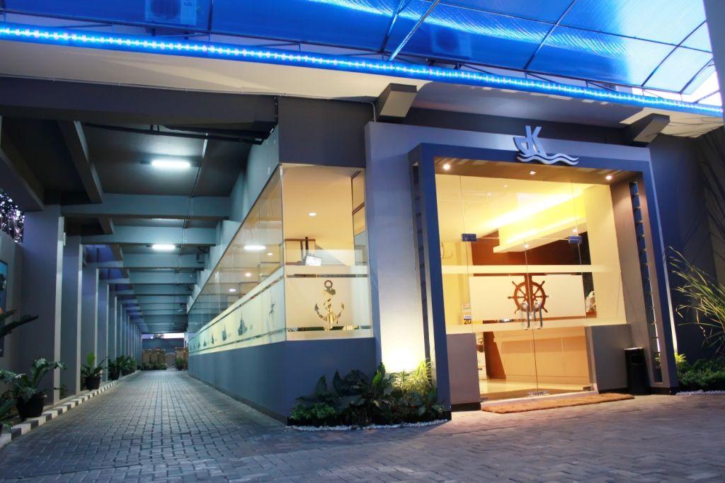 Dermaga Keluarga Hotel, Yogyakarta