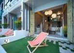 Pesan Kamar Kamar Premium, Pemandangan Pantai (premium Double With Sea View) di De Sea Almond Hotel Chumphon