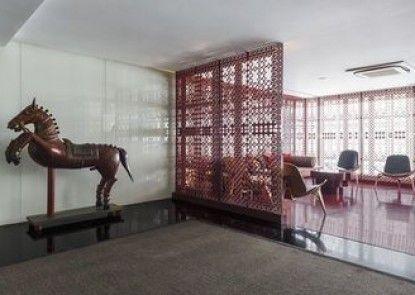 Design Hotel Chennai by jüSTa