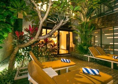 The Lokha Umalas Villas & Spa Teras
