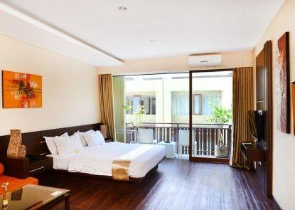 Devata Suite and Residence Kamar Tamu