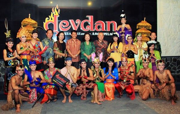Devdan Show Bali PROMO HOLIDAY SCHOOL 2018