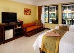 Pesan Kamar Kamar Deluks, Pemandangan Kolam Renang di Diamond Cottage Resort & Spa