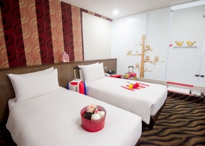 Diary of Taipei Hotel - Ximen Station