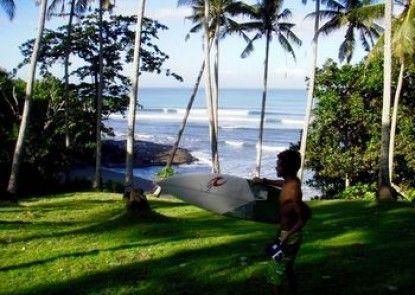 Dikaloha Medewi Surfcamp Teras