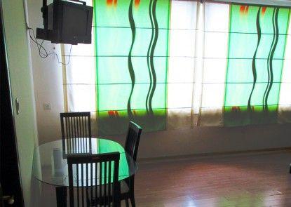 Citi Inn Sun Yat Sen Medan Ruang Tamu