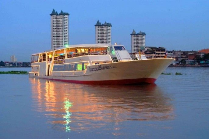 Dinner Cruise by Chao Phraya Princess Ticket