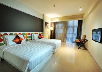 Discovery Hotel & Convention Ancol Kamar Tamu