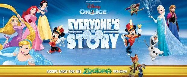 harga tiket Disney On Ice Jakarta 2018