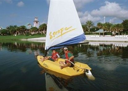 Disney\'s Caribbean Beach Resort