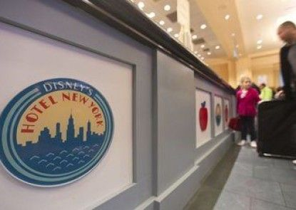 Disney\'s Hotel New York