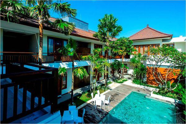 D djabu Seminyak Hotel Bali, Badung