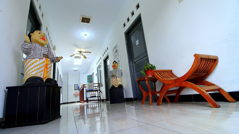 Djava Homestay Prawirotaman By The Grand Java, Yogyakarta