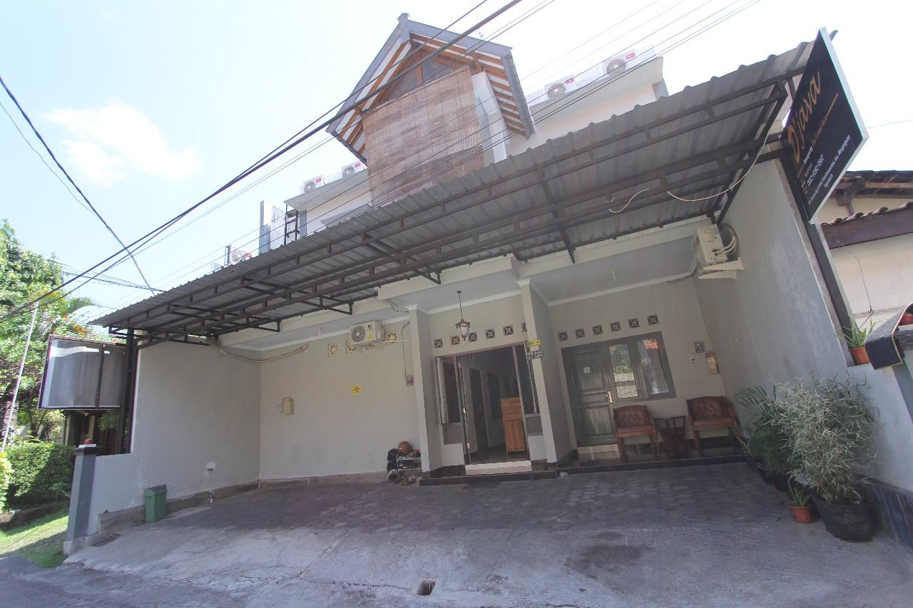 Djava Homestay Prawirotaman, Yogyakarta