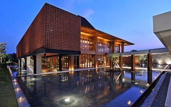 Djoglo Luxury Bungalow, Malang
