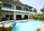 Pesan Kamar Suite Keluarga, 3 Kamar Tidur, Kolam Renang Pribadi, Di Pinggir Kolam Renang di Dolphin Bay Resort