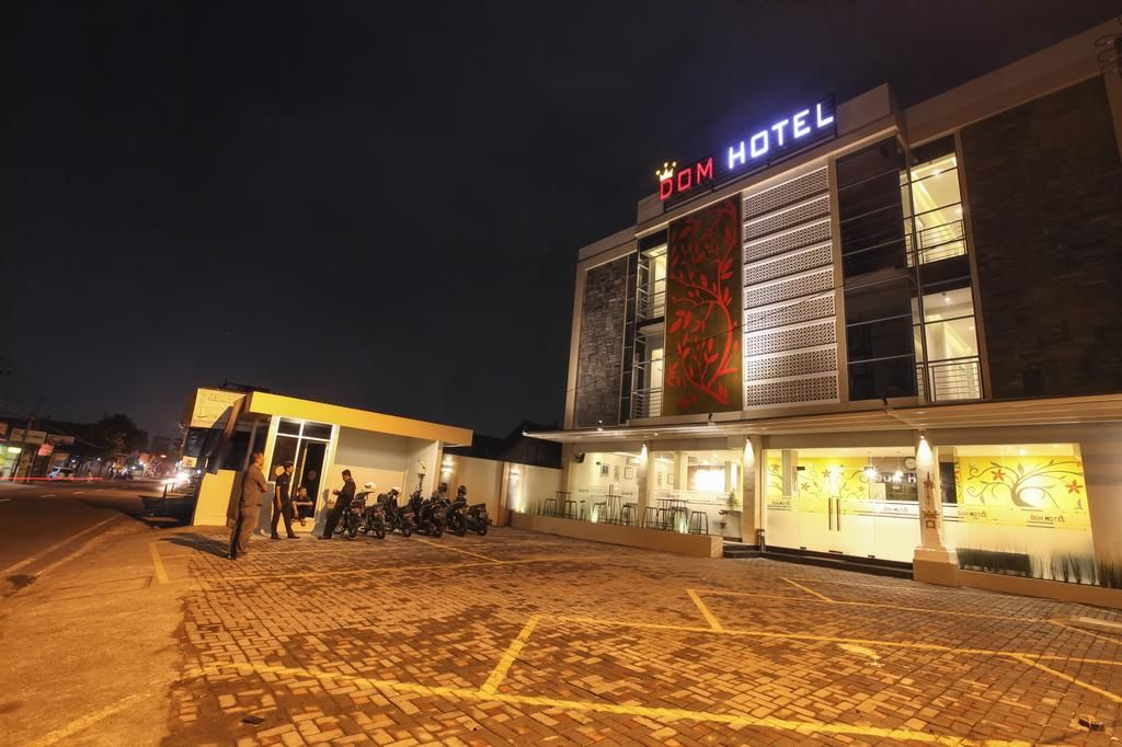 DOM Hotel Jogja, Sleman
