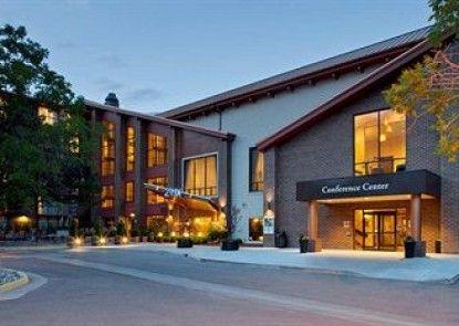 DoubleTree by Hilton Denver Tech Center Teras