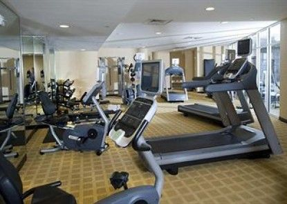 DoubleTree by Hilton Hotel Baton Rouge Teras