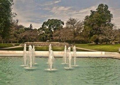 DoubleTree by Hilton Monrovia - Pasadena Area Teras