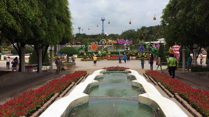 harga tiket Dream World Bangkok Admission Ticket